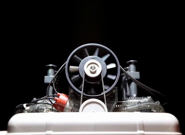 Motor Porsche boxer 6 cilindri - kit DIY 2
