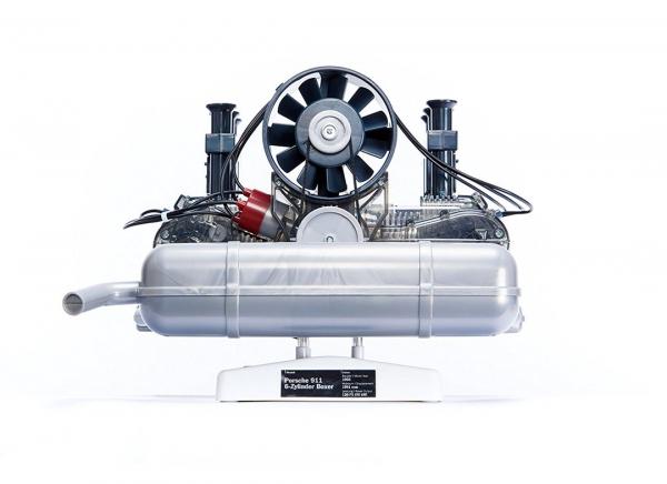 Motor Porsche boxer 6 cilindri - kit DIY 6