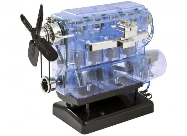 Motor cu combustie interna 4 cilindri - DYI [4]