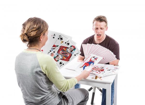 Pachet carti de joc XXXL 2