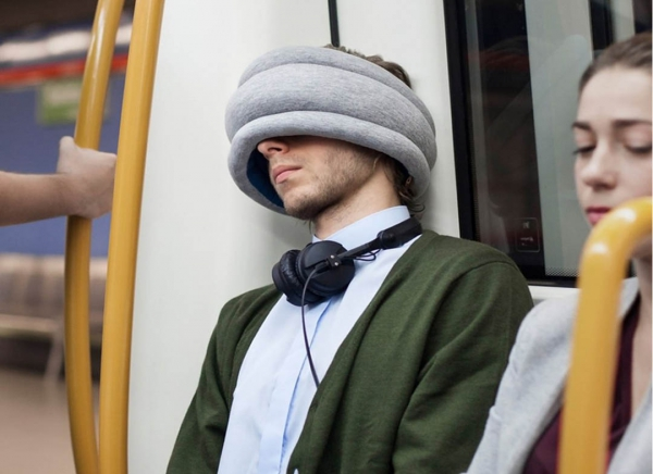 Perna Ostrich Pillow Light 5