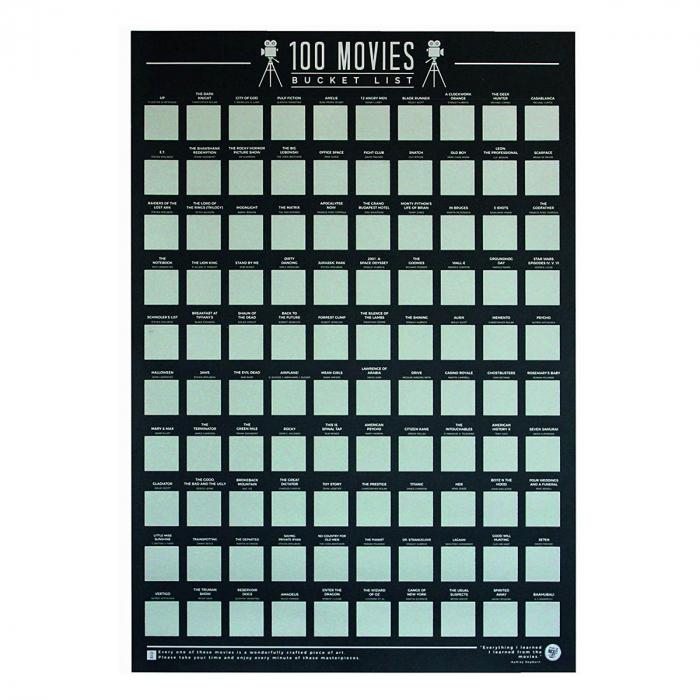 Poster razuibil 100 Filme de vazut 4
