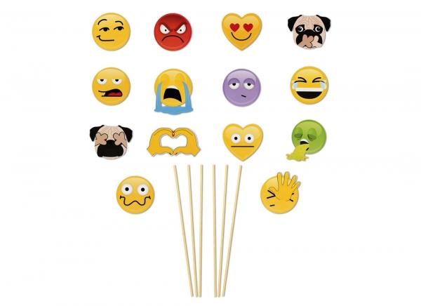 Propsuri Emoji pentru Selfie 5