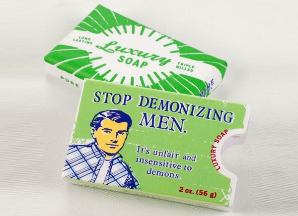 Sapun Stop Demonizing Men 2