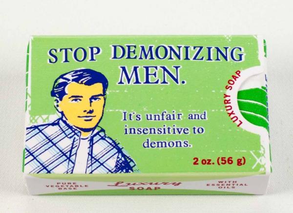 Sapun Stop Demonizing Men 1