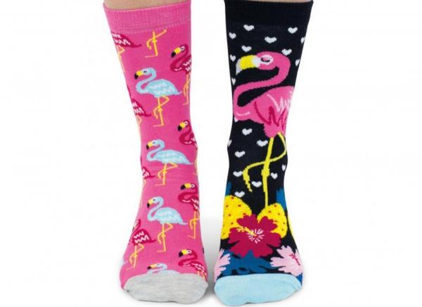 Set 6 Sosete Flamingo 2
