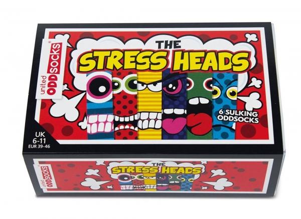 Set 6 Sosete cu Fete Stresate 5
