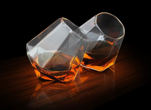 Set Pahare whisky Diamant 4