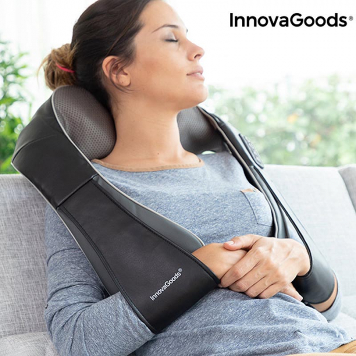 Shiatsu, dispozitiv pentru masaj termal, terapeutic si tonic 5