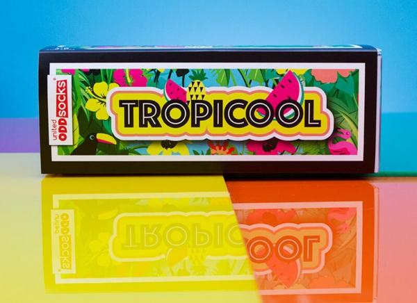 Set 6 Sosete cu Design Tropical 8