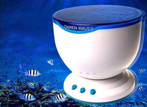 Speaker Ocean Projector 3