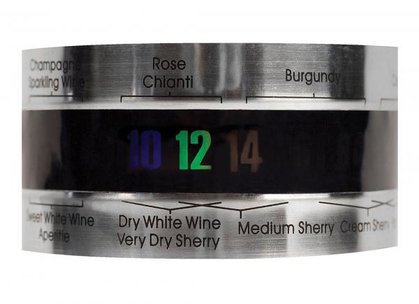 Termometru sticla vin 2