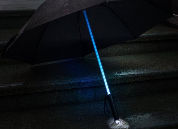 Umbrela cu LED 2