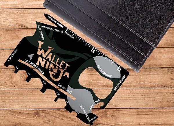 Unealta Wallet Ninja 12