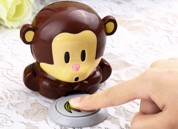 Uscator de unghii Funky Monkey 3