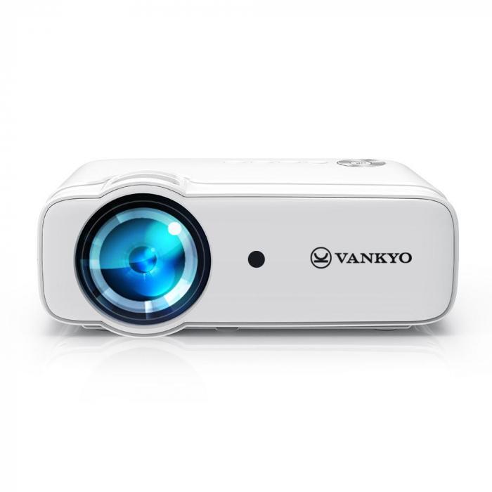 Videoproiector LED Vankyo Leisure 430, 4000 Lumeni, Geanta transport si telecomanda 8