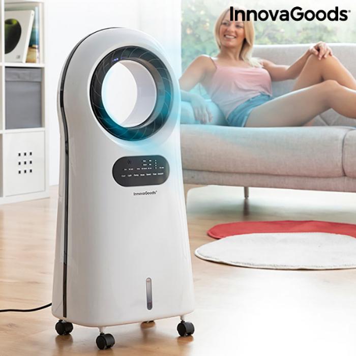 Aparat aer conditionat portabil, ionizare evaporativa, Oh Cool 1