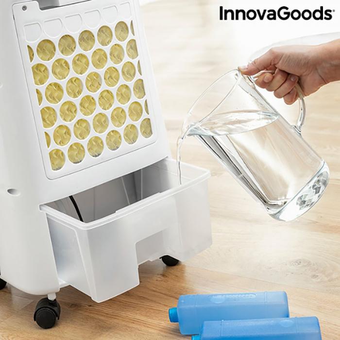 Aparat aer conditionat portabil, ionizare evaporativa, Oh Cool 10