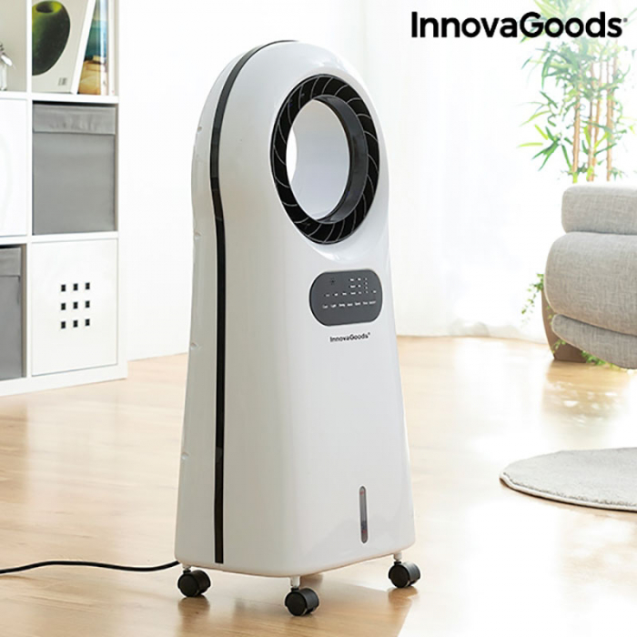 Aparat aer conditionat portabil, ionizare evaporativa, Oh Cool 0