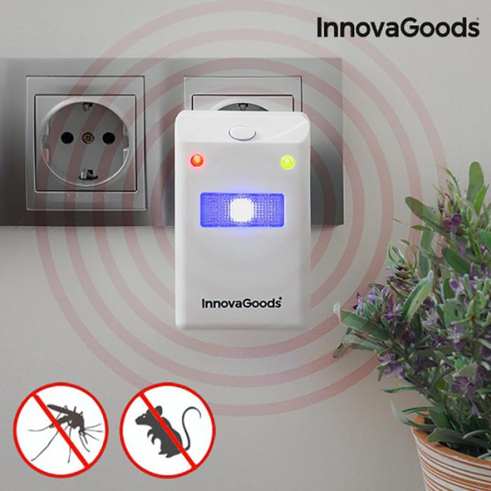Aparat anti rozatoare si insecte Reject [0]