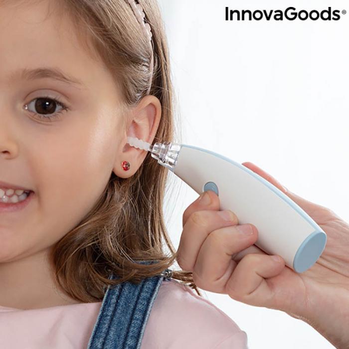 Aparat electric curatare urechi Clinear 1