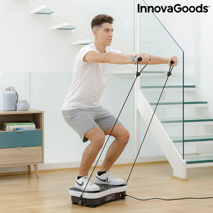 Aparat fitness cu placa vibranta, VYBEFORM 2