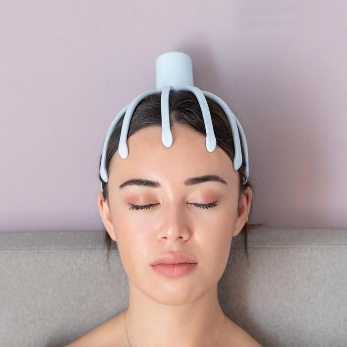 Aparat masaj pentru cap Octopus Relax [4]