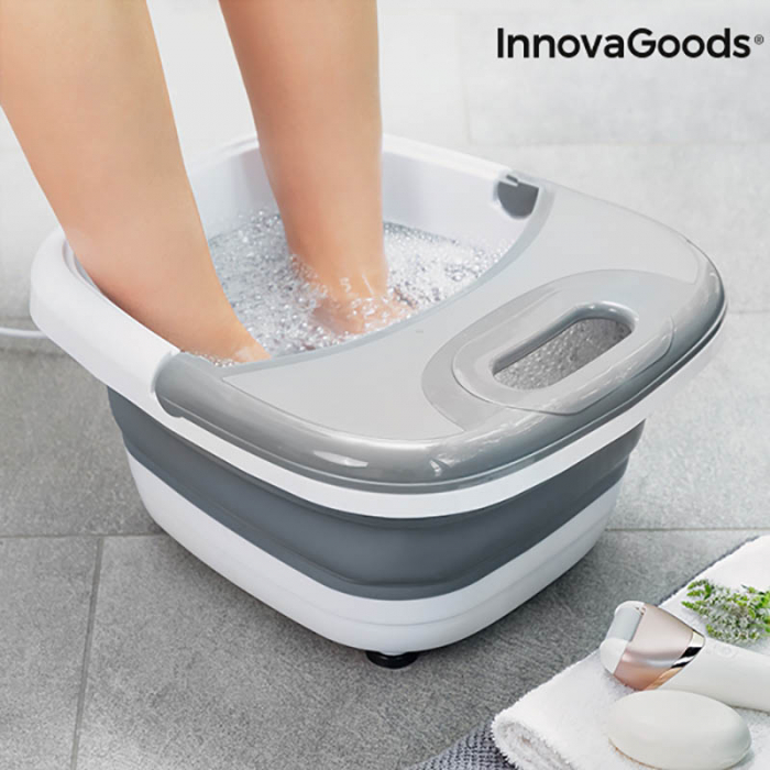 Aparat masaj picioare SPA Aqua Relax cu pliere 2