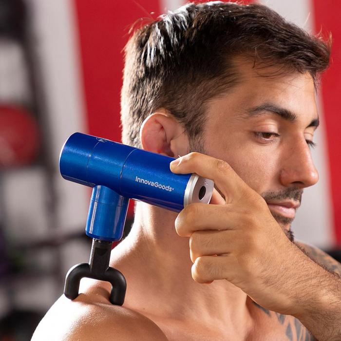 Aparat masaj Pistol de relaxare si recuperare [1]