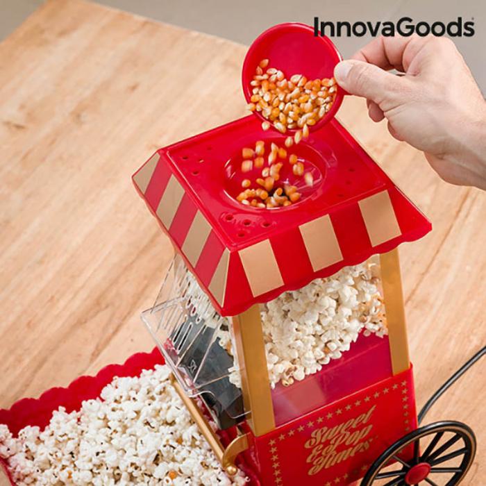Aparat popcorn fara ulei Sweet Times 1