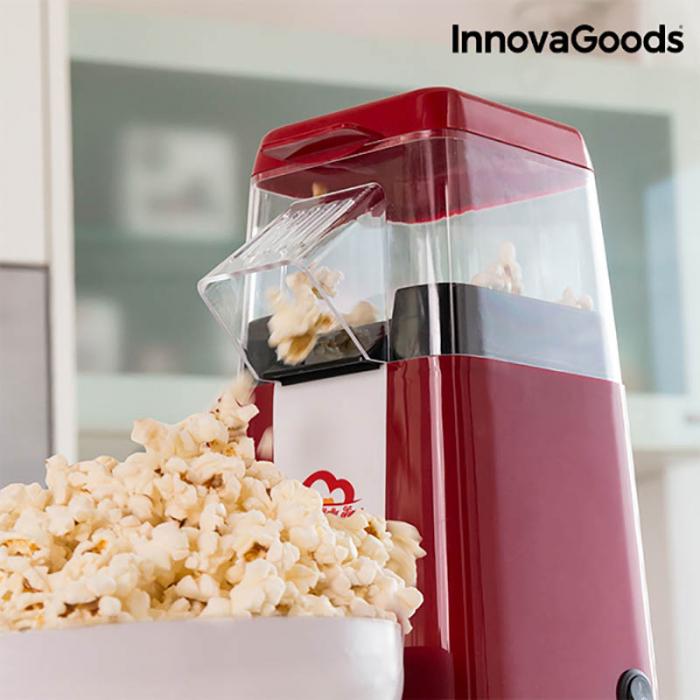 Aparat popcorn fara ulei vintage style 1