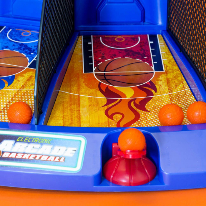 Arcade Basketball Game 3