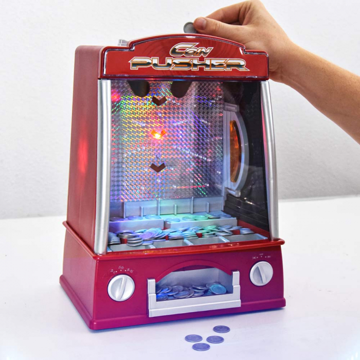 Arcade game Coin Pusher 0