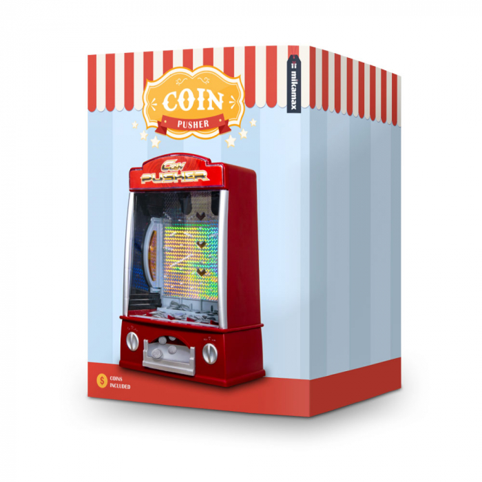 Arcade game Coin Pusher 6