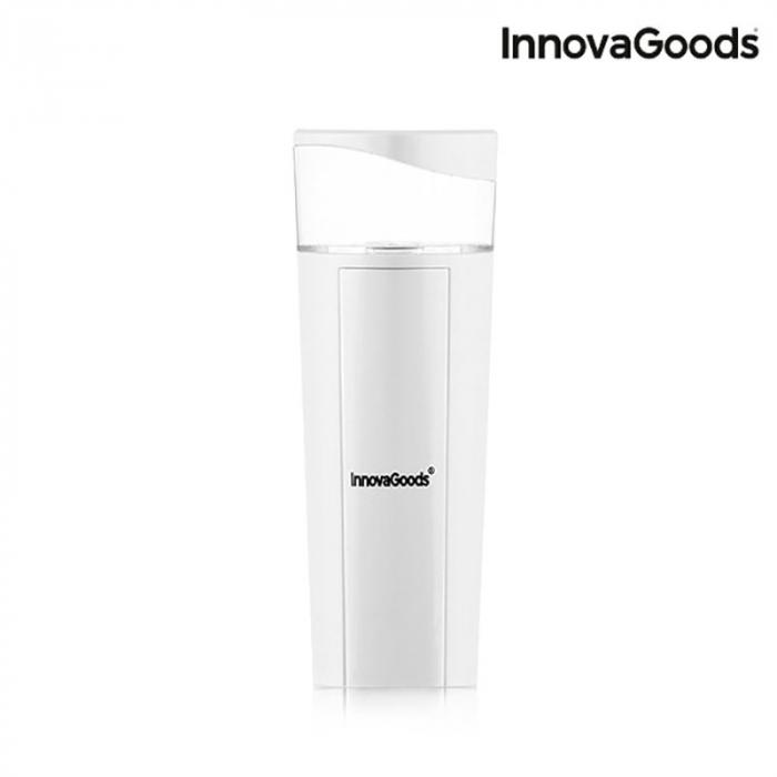 Atomizor facial Wellness cu baterie externa 5