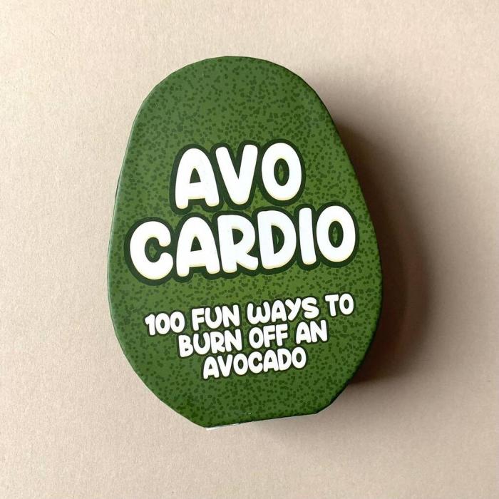 Avo-Cardio, 100 de provocari de fitness [1]