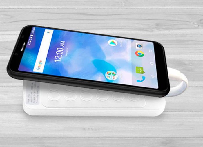 Banca de incarcare smartphone, multi-ventuze 0