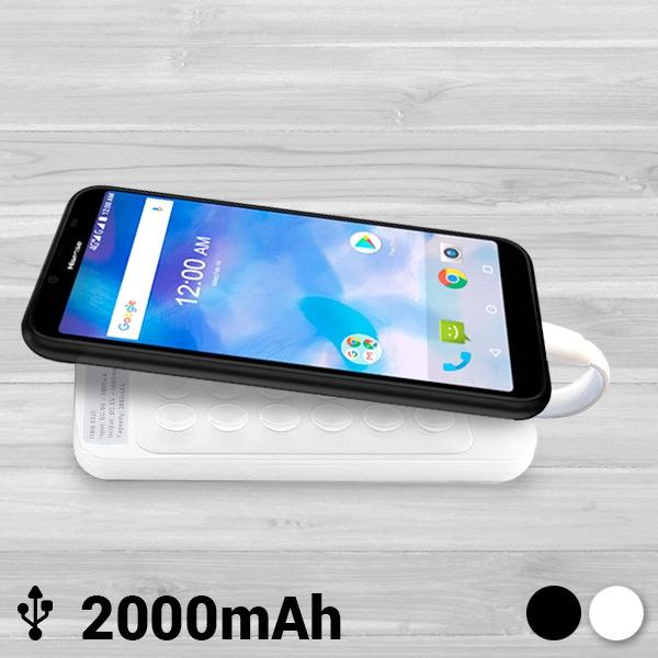 Baterie externa smartphone, multi ventuze 0