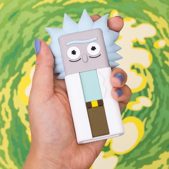 Baterie externa smartphone, Rick 3D Powerbank 0