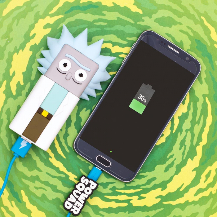 Baterie externa smartphone, Rick 3D Powerbank 1