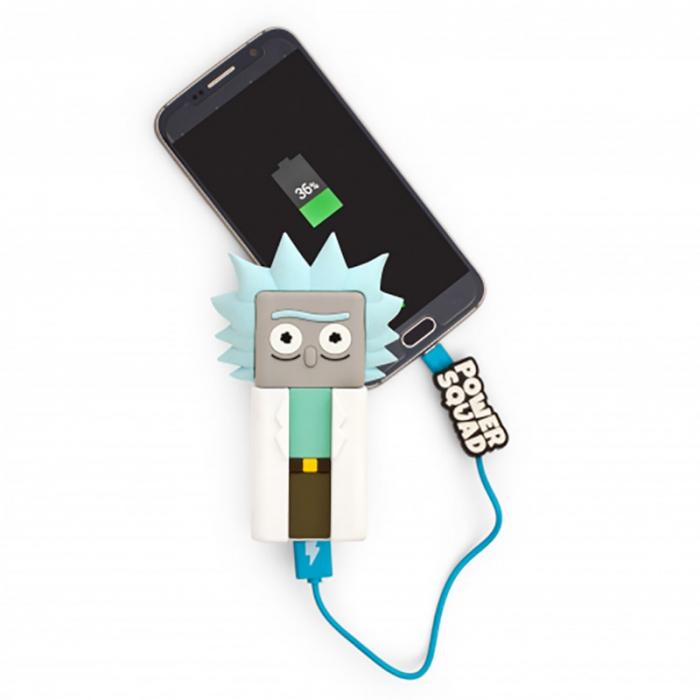 Baterie externa smartphone, Rick 3D Powerbank 6