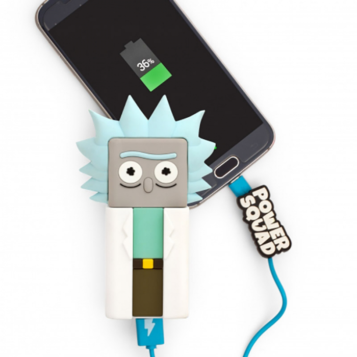 Baterie externa smartphone, Rick 3D Powerbank 5