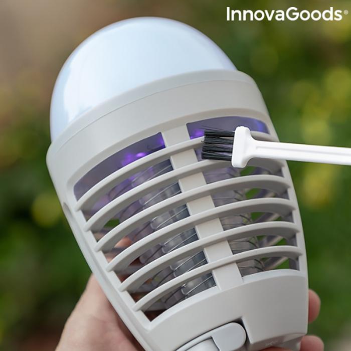 Bec LED anti tantari, portabil [7]
