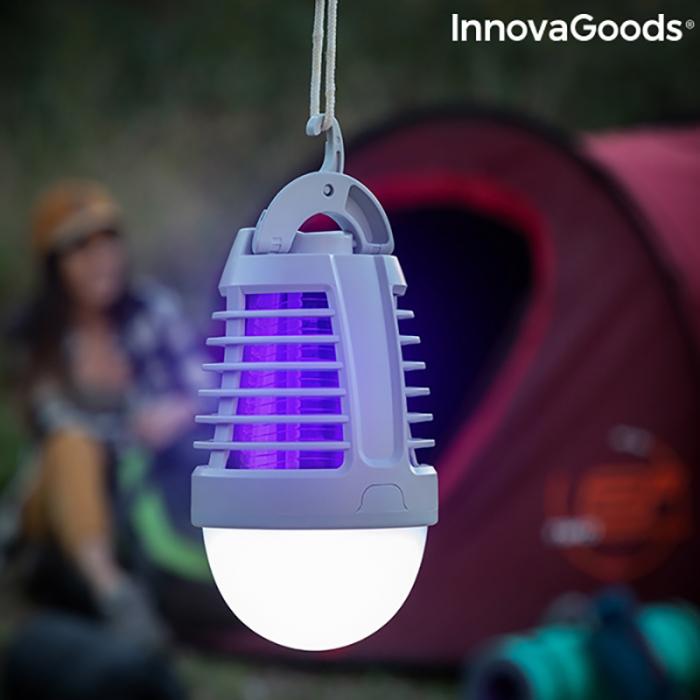 Bec LED anti tantari, portabil [1]