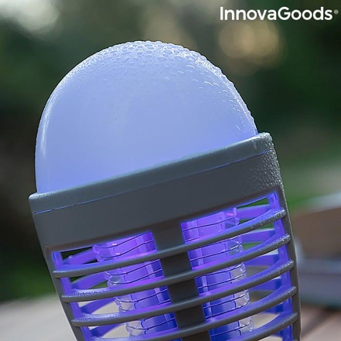 Bec LED anti tantari, portabil [3]