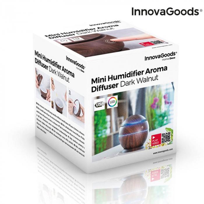 Difuzor uleiuri esentiale pentru aromaterapie 9