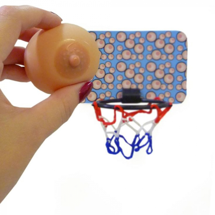Boobie Basketball, joc antistres [0]