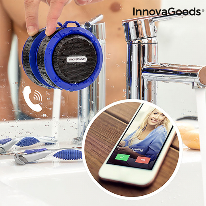 Boxa Bluetooth rezistenta la apa 4