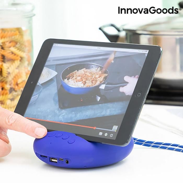 Boxa wireless cu suport smartphone sau tableta 2