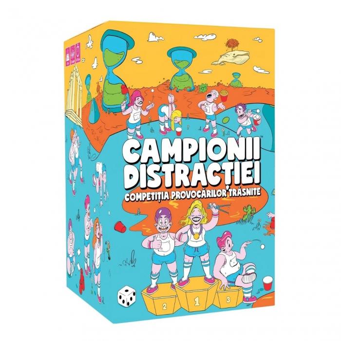 Campionii Distractiei 4